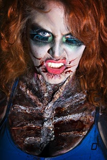GOREgeous ~ Infected Shannon