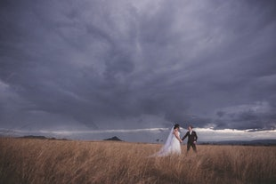 wedding ~ Nathan & Kaylah - Rustic Retreat Wedding ~ June 2018