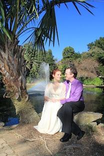 wedding ~ Matt & Tammy - Registry Office Brisbane Wedding