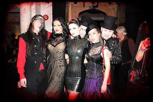 événement - Bloodlust Ball 2012