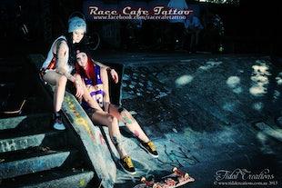autre modèle - Race Cafe Tattoo