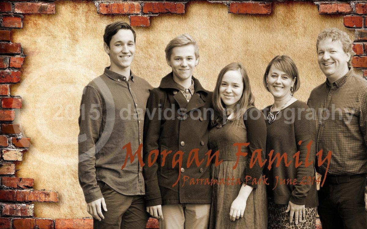 Morgan Family Banner