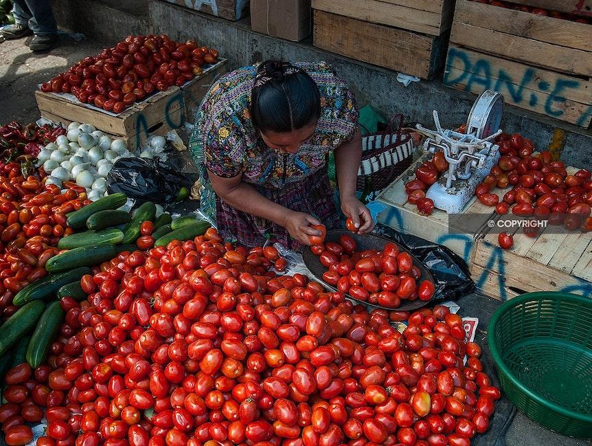 Market Day II - San Lucas Toliman, Guatelmala