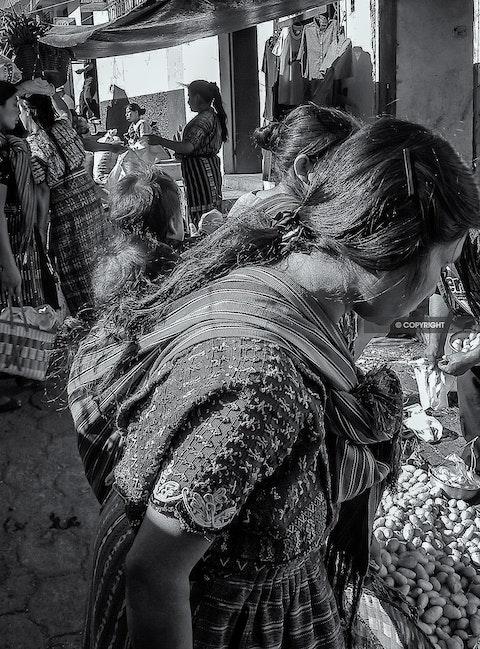 Market - San Lucas Toliman, Guatemala