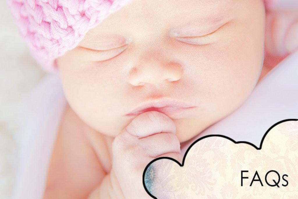 Newborn faqs psd a