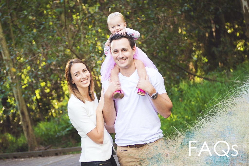 Families - faqs