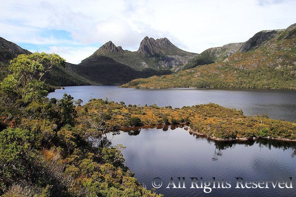 IMG_2678 - Taken at Dove Lake, Cradle Mt.