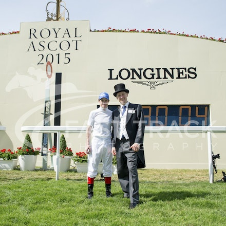 Royal Ascot, Craig Williams & Blake Shinn_18-06-15, Royal Ascot_366
