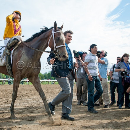 Race Day, Cavorting, Irad Ortiz Jnr_08-08-15, Saratoga, WIN_0218