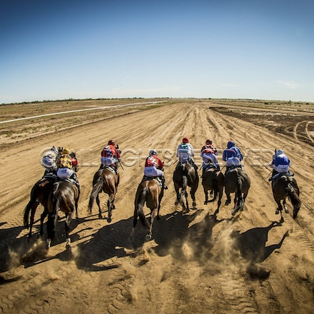 Betoota Races - 27 August 2016