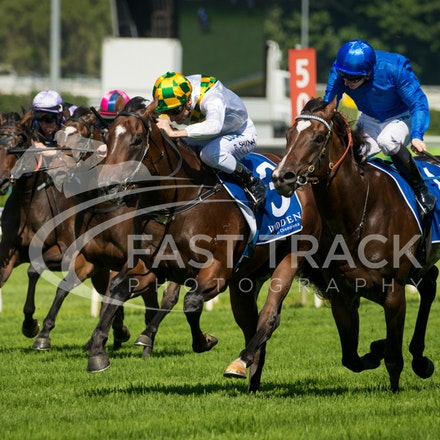 Race 1, Astern, James McDonald & El Divino, Blake Shinn_02-04-16, Royal Randwick, WIN_0010
