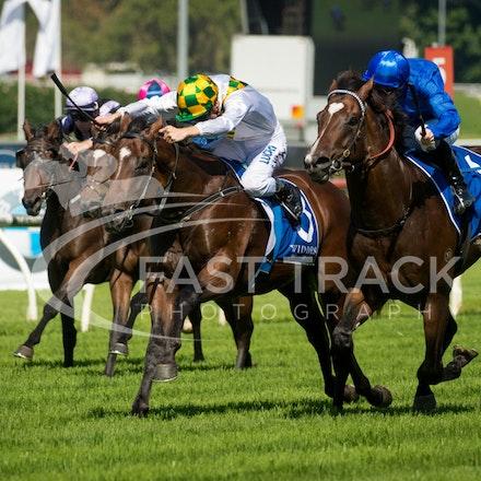 Race 1, Astern, James McDonald & El Divino, Blake Shinn_02-04-16, Royal Randwick, WIN_0011