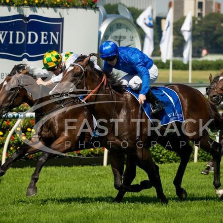 Race 1, Astern, James McDonald & El Divino, Blake Shinn_02-04-16, Royal Randwick, WIN_0016