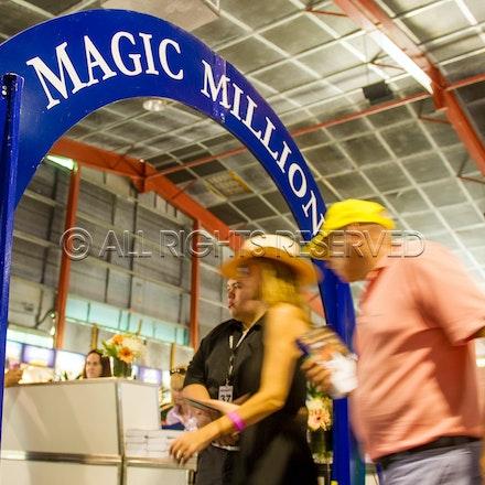General, Auditorium, MM Signage_10-01-18, Magic Millions, Sharon Lee Chapman_0082