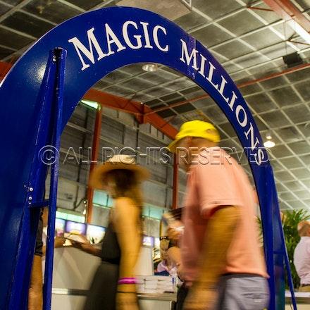 General, Auditorium, MM Signage_10-01-18, Magic Millions, Sharon Lee Chapman_0084
