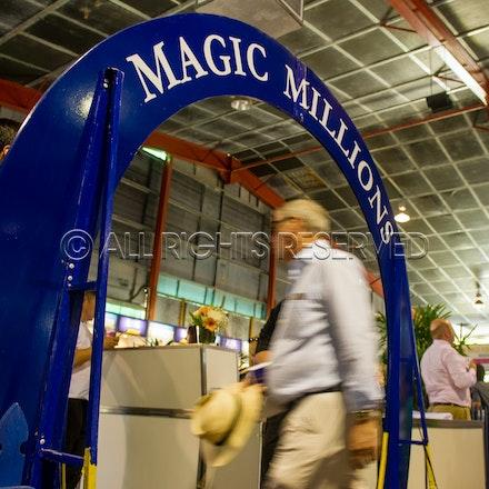 General, Auditorium, MM Signage_10-01-18, Magic Millions, Sharon Lee Chapman_0085