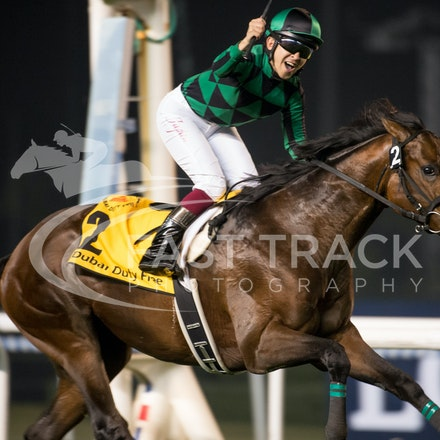 Dubai World Cup 2014 - Race 7, Group 1 Dubai Duty Free