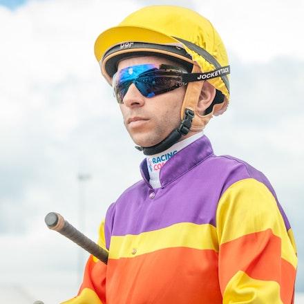 Race 2, Candelara, Joao Moreira_01-11-14, Group 2 Wakeful Stakes, Flemington_Michael McInally_0377