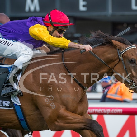 Flemington Derby Day - Race 8 - Grp 1 Myer Classic