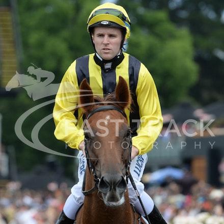 Race 2, Amanpour, Tommy Berry_04-11-14, Flemington_Adam Mooshian_537