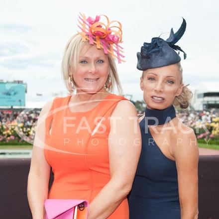 Race 4, Cheryl and Shiranee_04-11-14, Flemington_Sharon Chapman_163