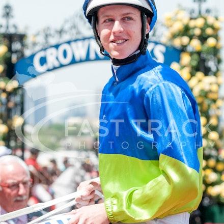 Race 3, Damian Lane_06-11-14, Flemington, Michael McInally_971