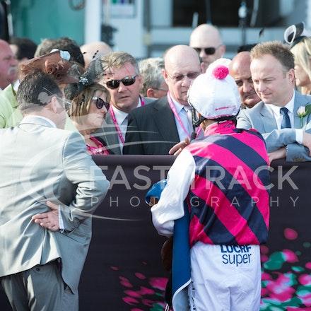 Race 9, Aurum Spirit, Owners_06-11-14, Flemington_Grp 1 Crown Oaks, Sharon Chapman_634
