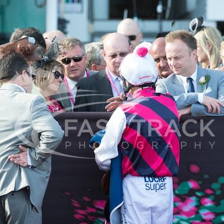 Race 9, Aurum Spirit, Owners_06-11-14, Flemington_Grp 1 Crown Oaks, Sharon Chapman_635