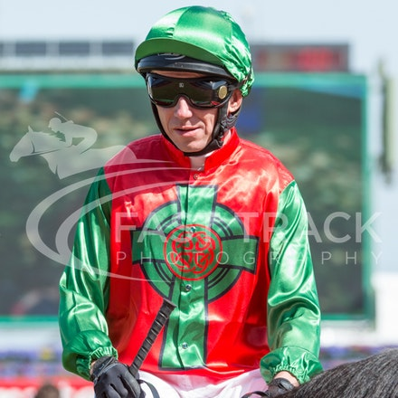 Race 7, Escado, Stephen Baster_08-11-14, Flemington_Sharon Chapman_764