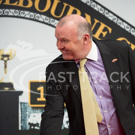 Melbourne Cup Barrier Draw_02-11-14, Flemington, Sharon Chapman_011