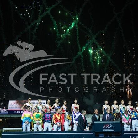 Happy Valley Races, Longines International Jockeys Challenge_10-12-14_004