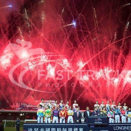 Happy Valley Races, Longines International Jockeys Challenge_10-12-14_008