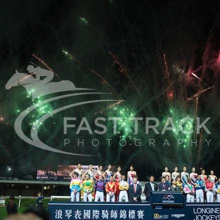 Happy Valley Races, Longines International Jockeys Challenge_10-12-14_010