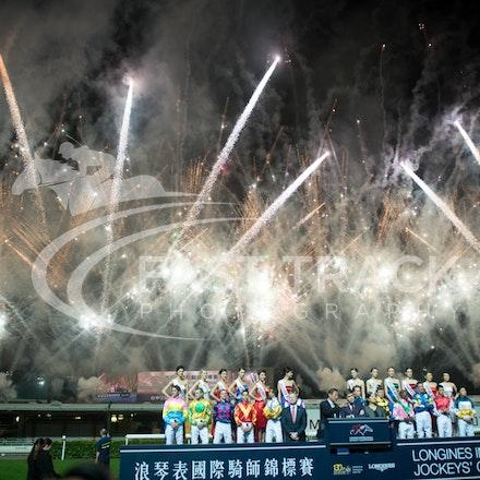 Happy Valley Races, Longines International Jockeys Challenge_10-12-14_012