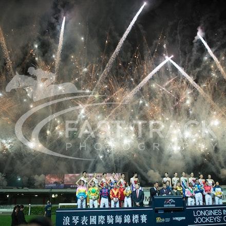 Happy Valley Races, Longines International Jockeys Challenge_10-12-14_013