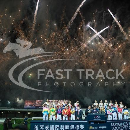 Happy Valley Races, Longines International Jockeys Challenge_10-12-14_014
