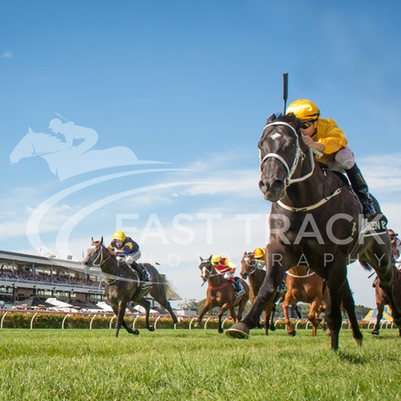 Flemington - Super Saturday - 14 March 2015