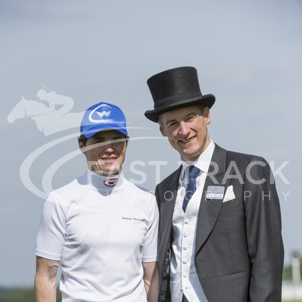 Royal Ascot, Craig Williams & Blake Shinn_18-06-15, Royal Ascot_362