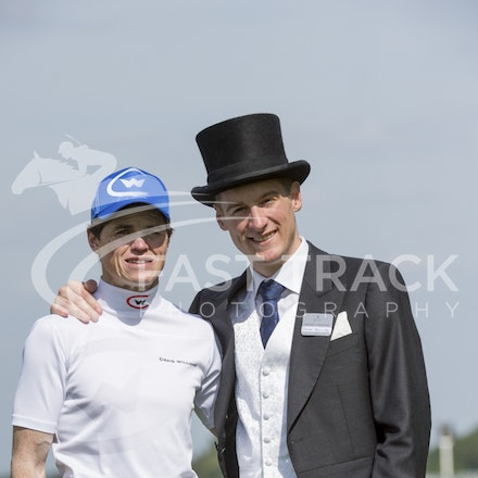 Royal Ascot, Craig Williams & Blake Shinn_18-06-15, Royal Ascot_363