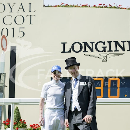Royal Ascot, Craig Williams & Blake Shinn_18-06-15, Royal Ascot_367