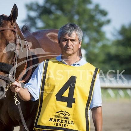 Race 12, American Pharoah_02-08-15, Haskell, Monmouth Park, WIN_0270