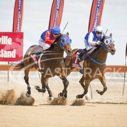 Birdsville Races - Australia - 4 September 2015