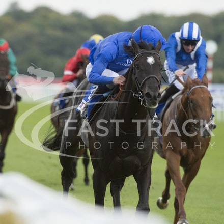 Race 1, Emotionless, William Buick_12-09-15, St Leger Festival, Doncaster, WIN_002