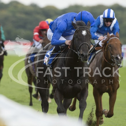 Race 1, Emotionless, William Buick_12-09-15, St Leger Festival, Doncaster, WIN_003