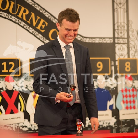 Melbourne Cup Barrier Draw, Ben Hayes_31-10-15, Flemington,_0050