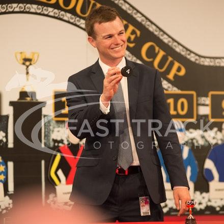 Melbourne Cup Barrier Draw, Ben Hayes_31-10-15, Flemington,_0051