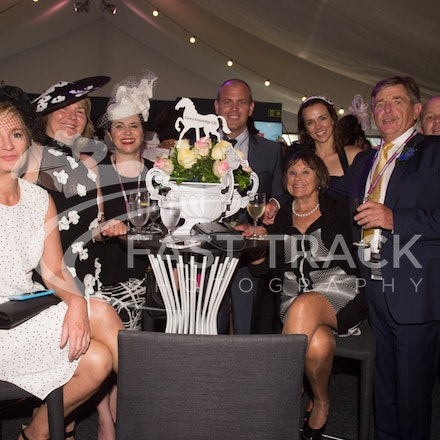 Melbourne Cup Barrier Draw, Excess Knowledge, Owners_31-10-15, Flemington,_0059