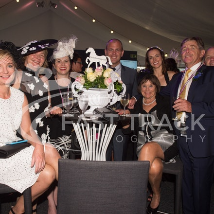 Melbourne Cup Barrier Draw, Excess Knowledge, Owners_31-10-15, Flemington,_0060