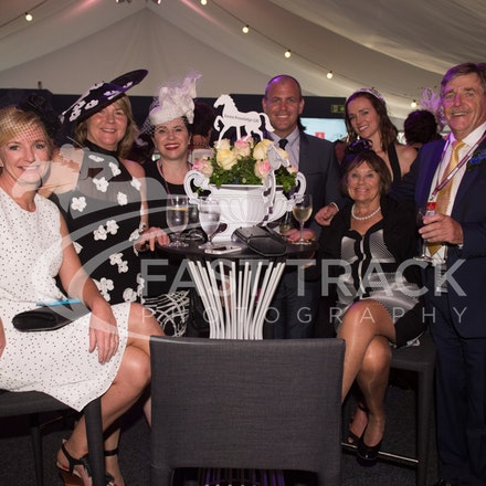 Melbourne Cup Barrier Draw, Excess Knowledge, Owners_31-10-15, Flemington,_0061