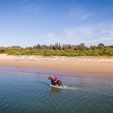 Balnarring Beach, Aerial, Walloon Region, Jackie Noonan, David Noonan Racing_03-12-16, Sharon Chapman_279